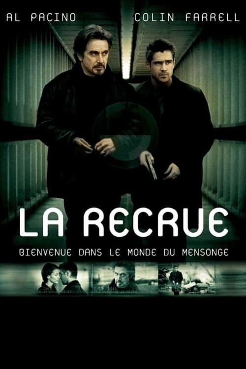 The Recruit film en streaming