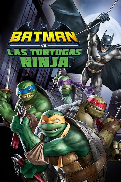 Película Batman vs. las Tortugas Ninja Doblada En Español