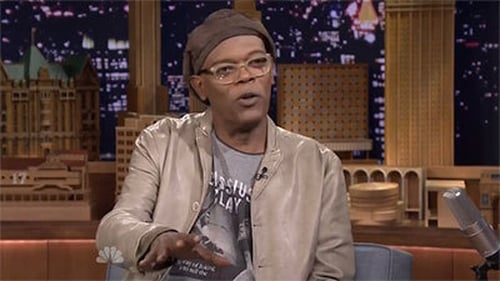 The Tonight Show Starring Jimmy Fallon: Season 1 – Episode Samuel L. Jackson, Minnie Driver, Pitbull