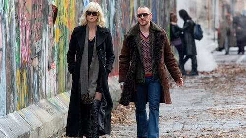 What Time Atomic Blonde