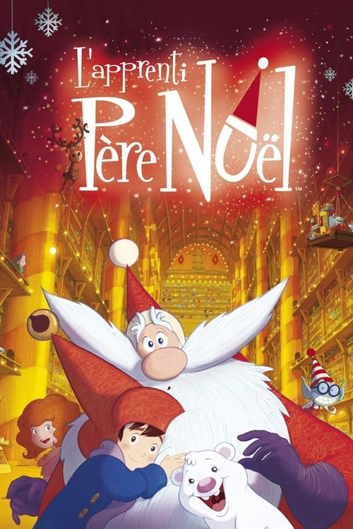 Visualiser L'apprenti Père Noël (2010) streaming