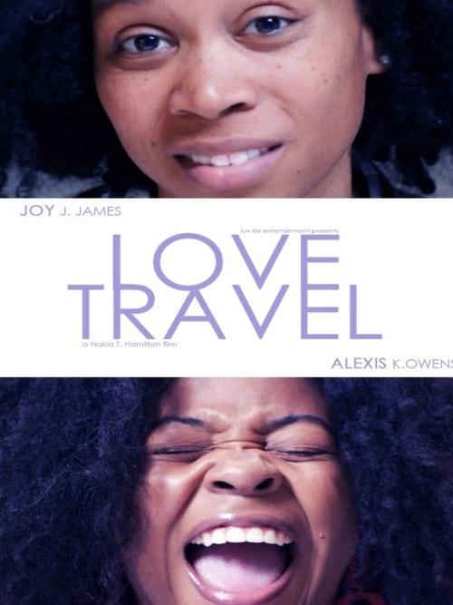 Love Travel Poster