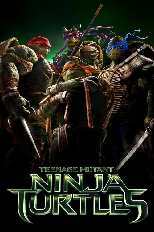 Largescale poster for Teenage Mutant Ninja Turtles
