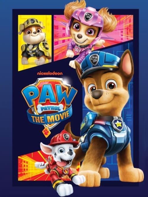 [720p] PAW Patrol : The Movie (2021) streaming film en français
