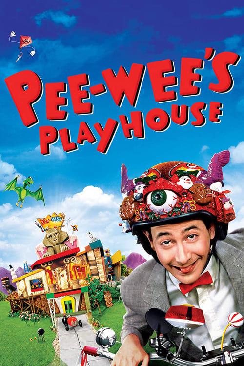 Pee-wee's Playhouse-Azwaad Movie Database