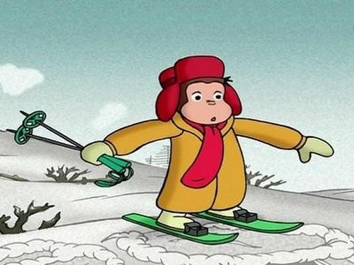 Curious George 2006 720p Webdl: Season 1 – Episode Ski Monkey
