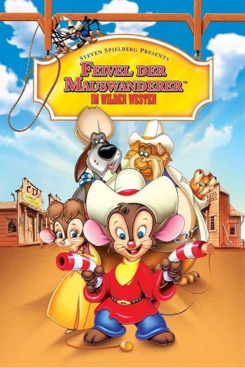 Feivel der Mauswanderer im Wilden Westen - Abenteuer / 1992 / ab 6 Jahre