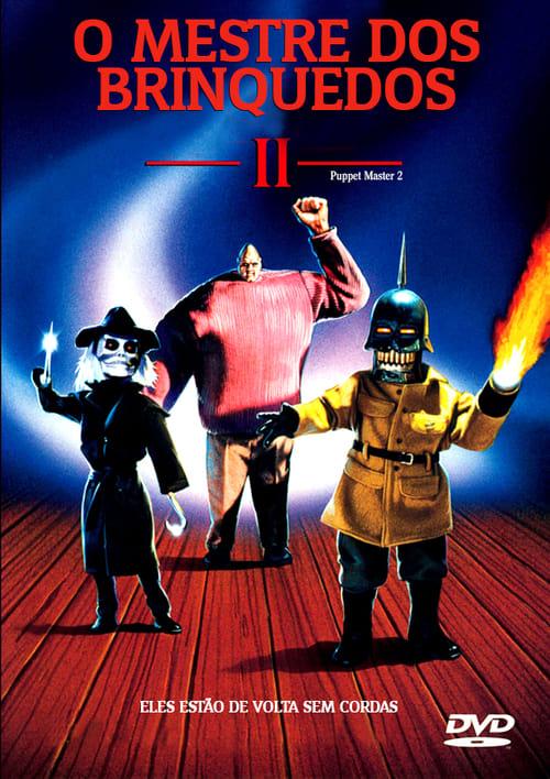 Puppet Master II