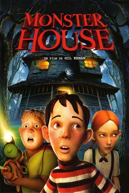 Regarde Le Film Monster House De Bonne Qualité