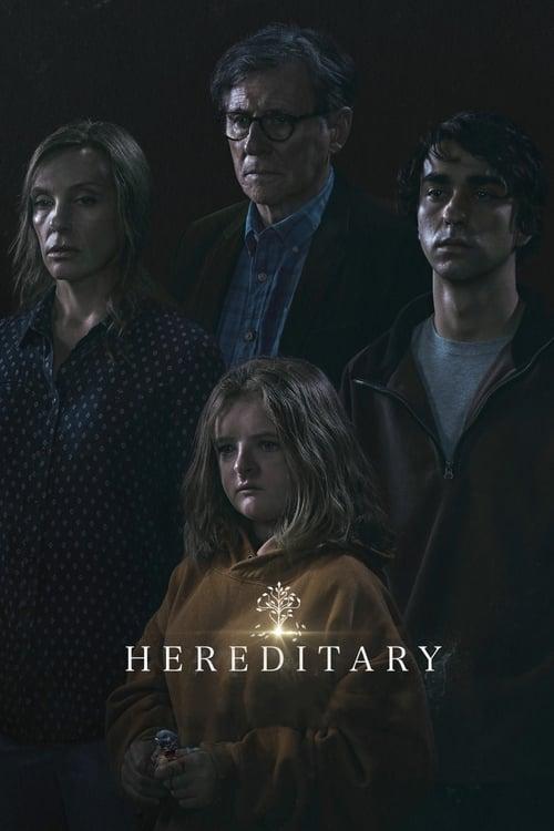 Poster. Hereditary (2018)