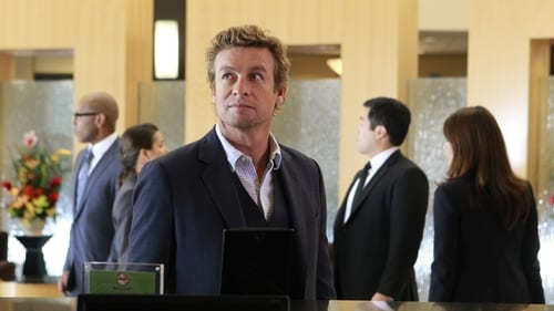 The Mentalist: Season 7 – Episode The Whites of His Eyes