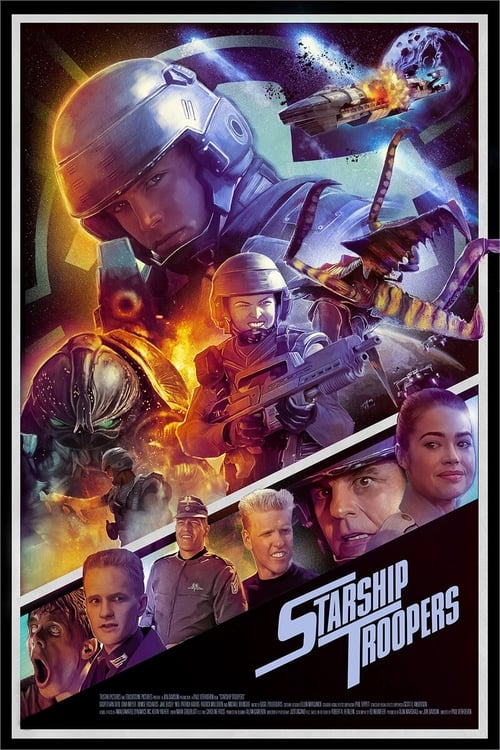 Streaming Starship Troopers (1997) Best Quality Movie