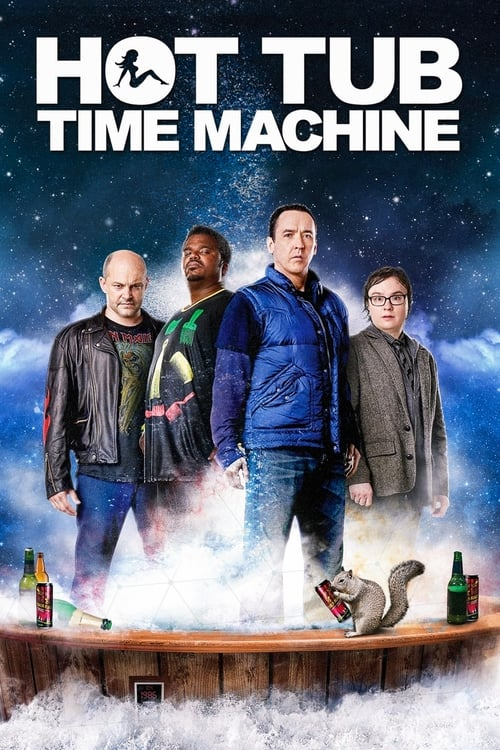 Hot Tub Time Machine - Poster