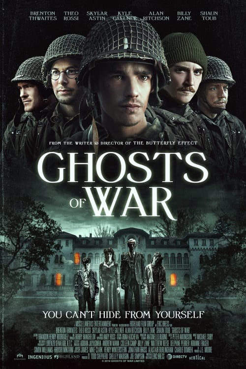 Ghosts of War Online HBO 2017 Watch