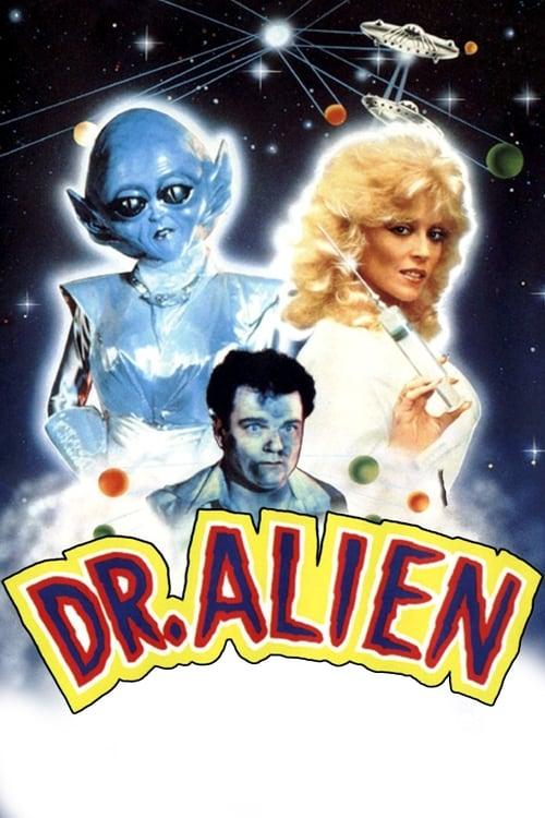 Dr. Alien (1989) Poster