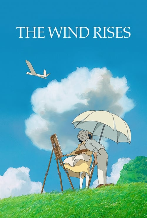 Largescale poster for The Wind Rises