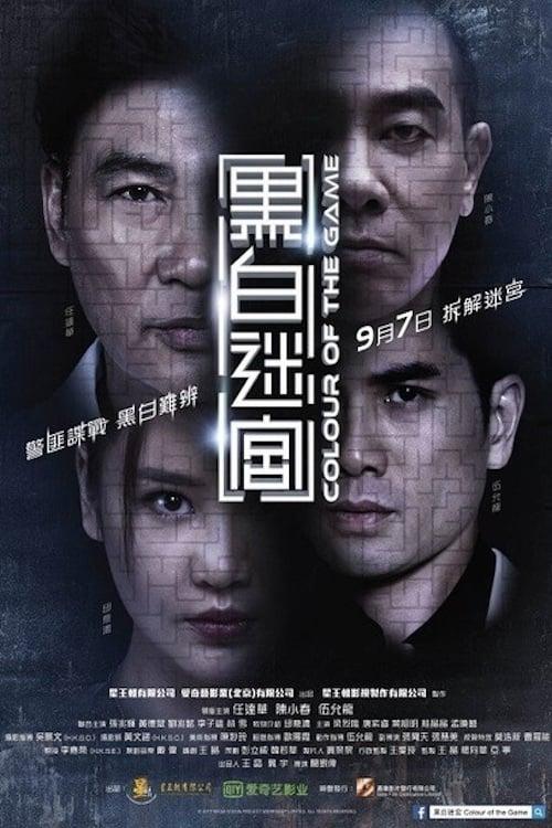 黑白迷宮 poster
