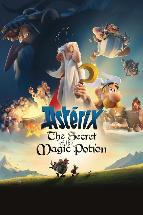 Astérix - Le Secret de la Potion Magique Movie Poster