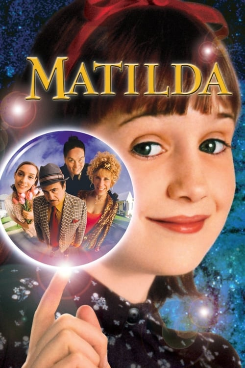 Streaming Matilda (1996) Movie Free Online