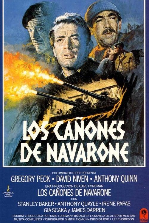 Mira La Película Los cañones de Navarone En Español