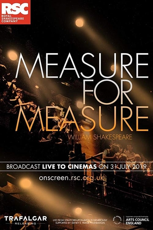 RSC Live: Measure for Measure (2019)