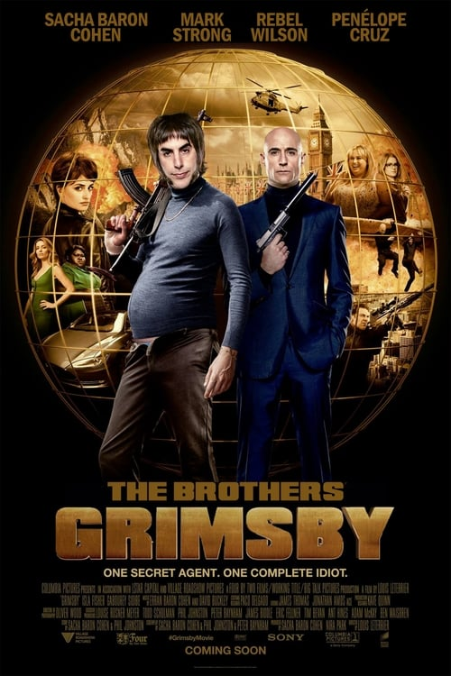 Watch Grimsby (2016) Best Quality Movie