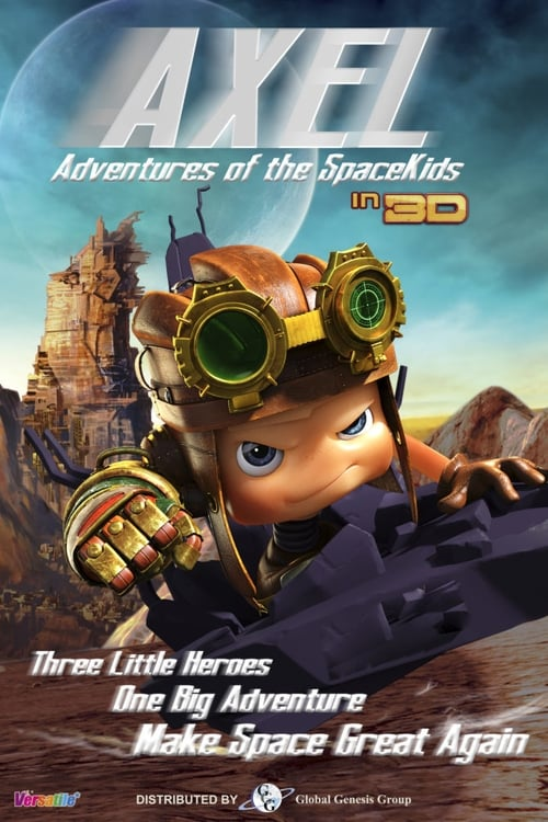 Axel 2: Adventures of the Spacekids (2017)