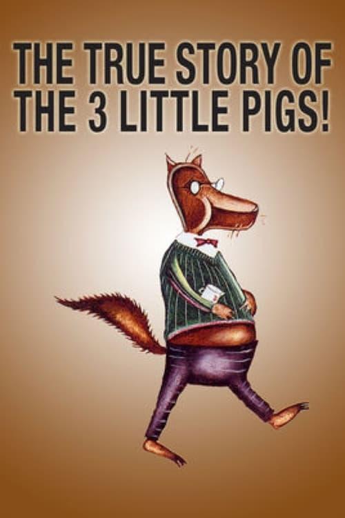 Mira La Película The True Story Of The 3 Little Pigs En Español