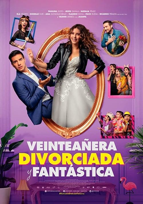 Veinteañera, divorciada y fantástica (2020) Poster