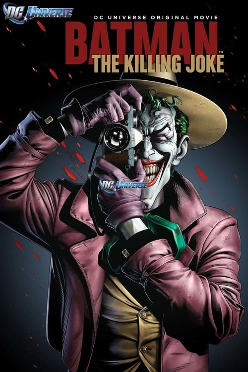 Watch Batman: The Killing Joke (2016) Best Quality Movie
