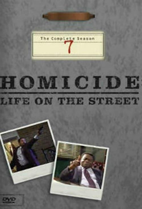 Homicide: Life on the Street Season 7