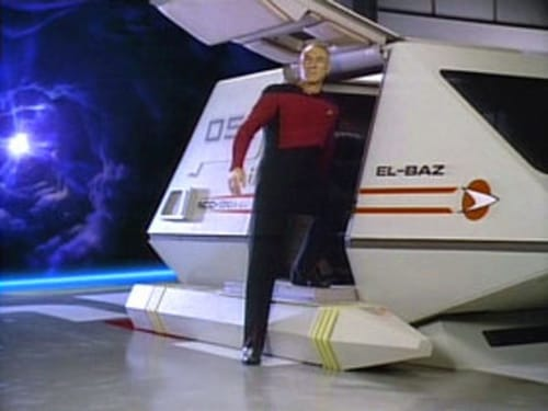 Star Trek: The Next Generation: Season 2 – Episode Time Squared