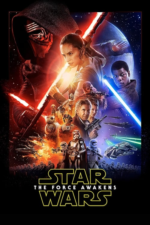 Star Wars: The Force Awakens film en streaming