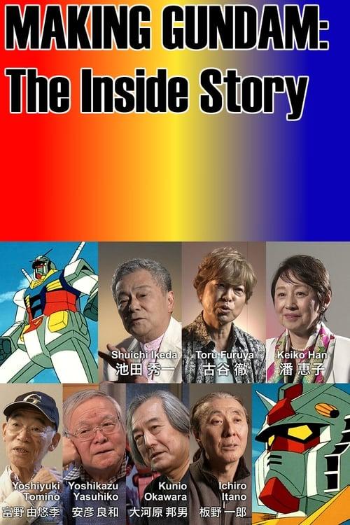 Película Making Gundam: The Inside Story En Español En Línea