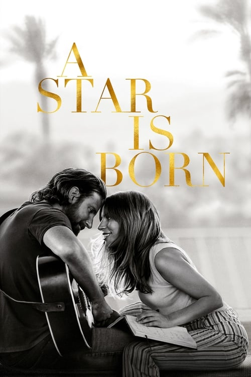 Poster. A Star Is Born (2018)