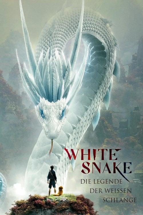 White Snake - Die Legende der weißen Schlange - Liebesfilm / 2020 / ab 12 Jahre