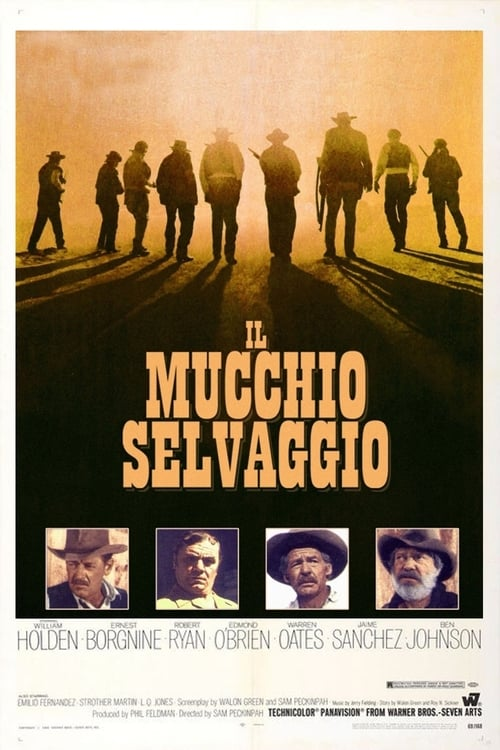 Il mucchio selvaggio (1969)