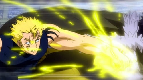 Fairy Tail: Season 4 – Episode Laxus vs. Alexei