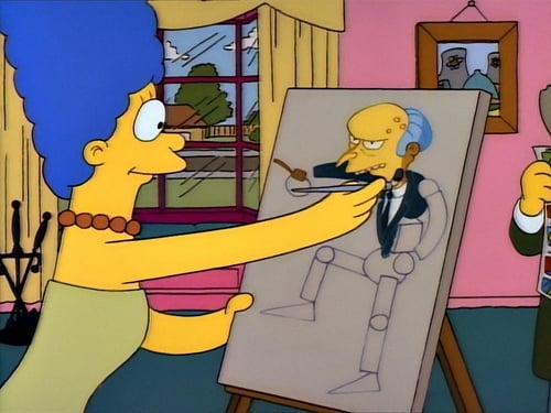 The Simpsons - Season 2 - Episode 18: Brush with Greatness