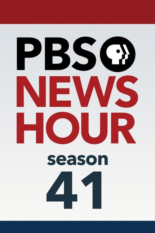 Watch PBS NewsHour Season 41 in English Online Free