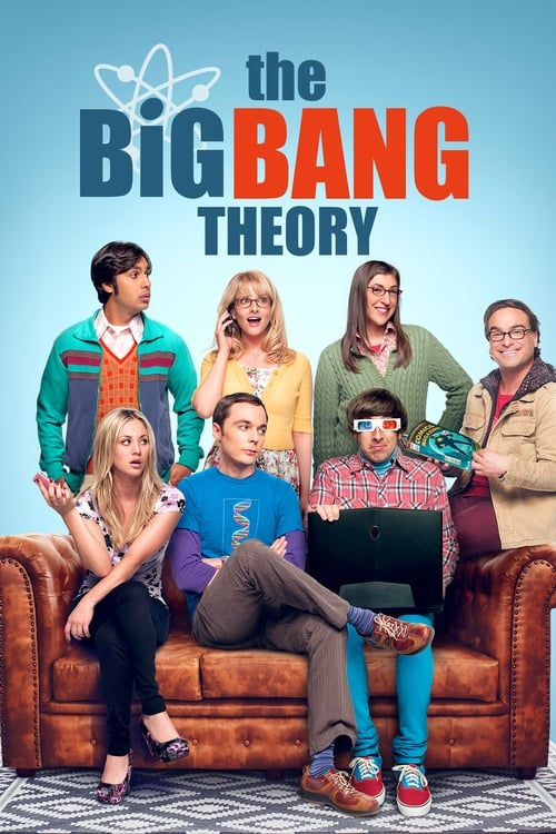 The Big Bang Theory - TV Show Poster