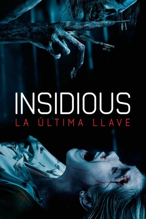 Mira La Película Insidious: la última llave Gratis