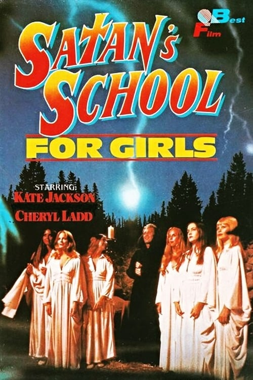 Largescale poster for Satan's School For Girls