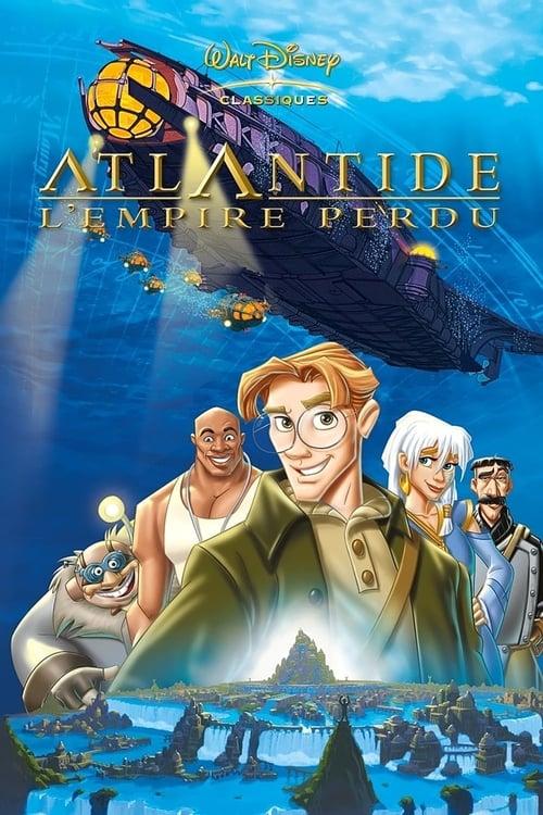 Voir Atlantide, l'empire perdu (2001) streaming vf