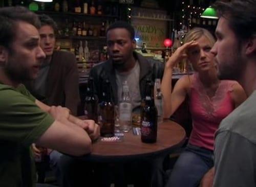 It's Always Sunny in Philadelphia - Season 1 - Episode 1: The Gang Gets Racist