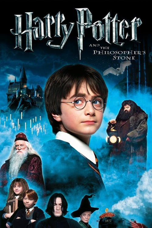 Harry Potter and the Philosopher's Stone Affiche de film