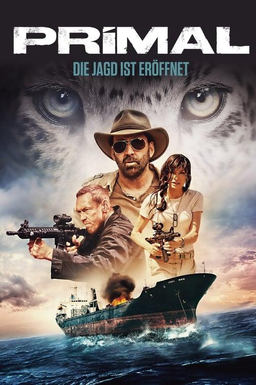 Poster von Primal - Die Jagd ist eröffnet
