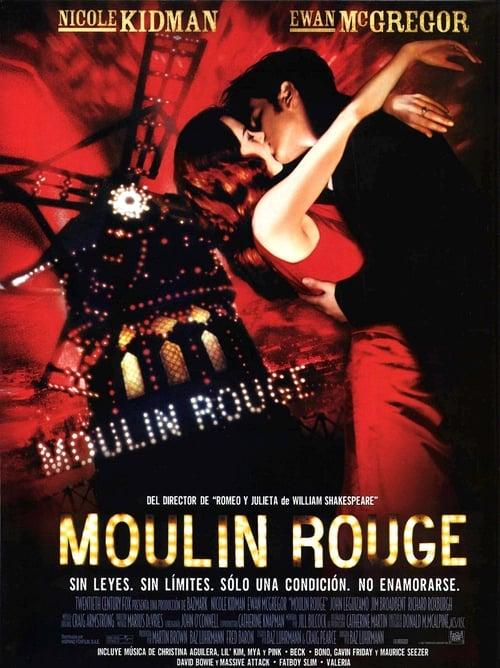 Moulin Rouge! pelicula completa