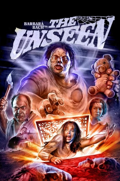 The Unseen (1980) Poster