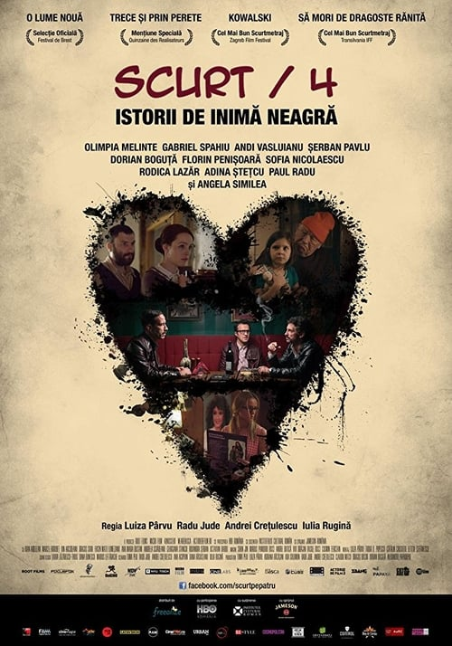 Mira Scurt/4: Istorii de inimã neagrã Con Subtítulos En Línea
